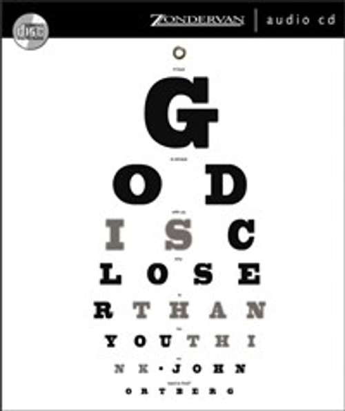 God Is Closer Than You Think - ISBN: 9780310263791