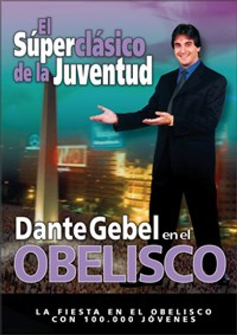 Dante Gebel en Obelisco DVD - ISBN: 9780829739688