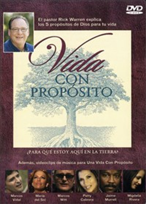Video por una vida con propósito - ISBN: 9780829744965