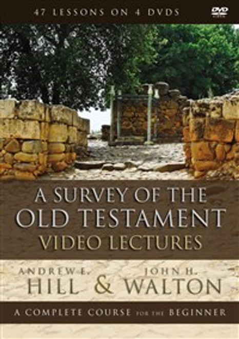 A Survey of the Old Testament Video Lectures - ISBN: 9780310525370