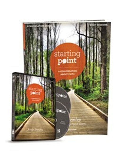 Starting Point Conversation Guide Revised Edition with DVD - ISBN: 9780310817857