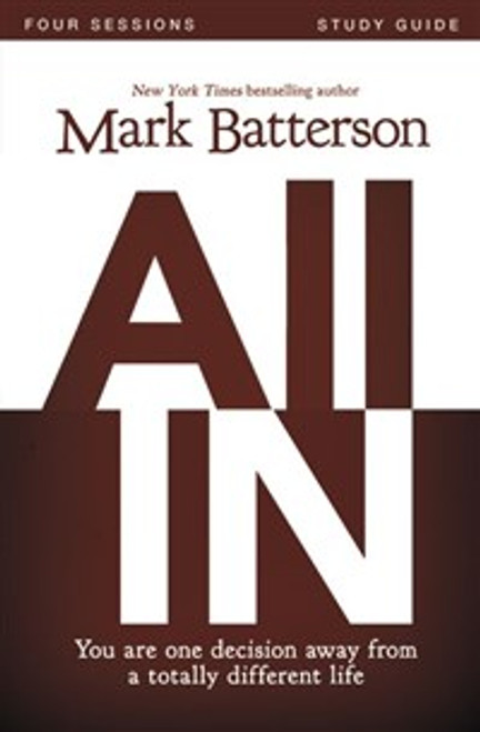 All In Study Guide - ISBN: 9780310333135