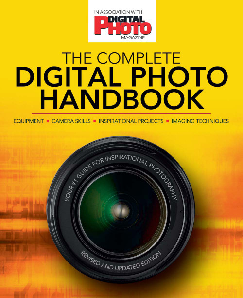 The Complete Digital Photo Handbook: Your #1 Guide for Inspirational Photography - ISBN: 9781780976129