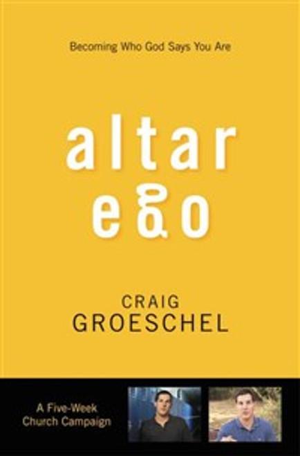 Altar Ego Curriculum Kit - ISBN: 9780310692966