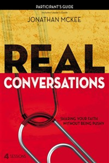 Real Conversations Participant's Guide with DVD - ISBN: 9780310684299