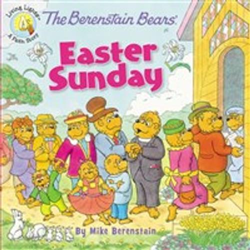 The Berenstain Bears' Easter Sunday - ISBN: 9780310749028