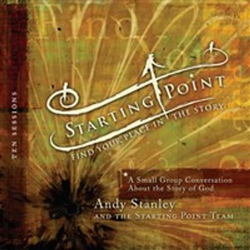 Starting Point Conversation Guide - ISBN: 9780310286769