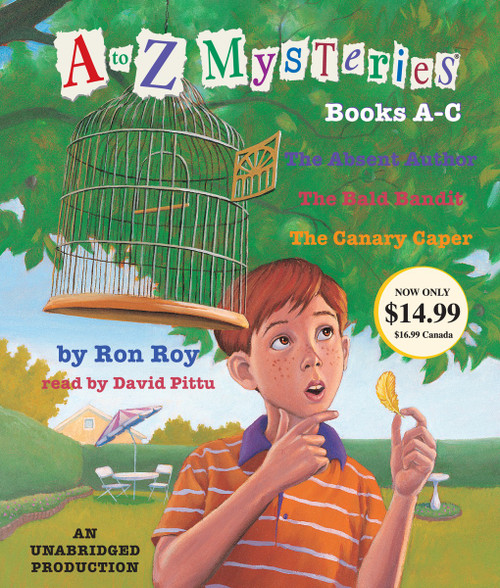 A to Z Mysteries: Books A-C:  (AudioBook) (CD) - ISBN: 9780307916310