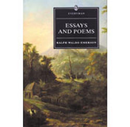 Essays & Poems Emerson:  - ISBN: 9780460876773
