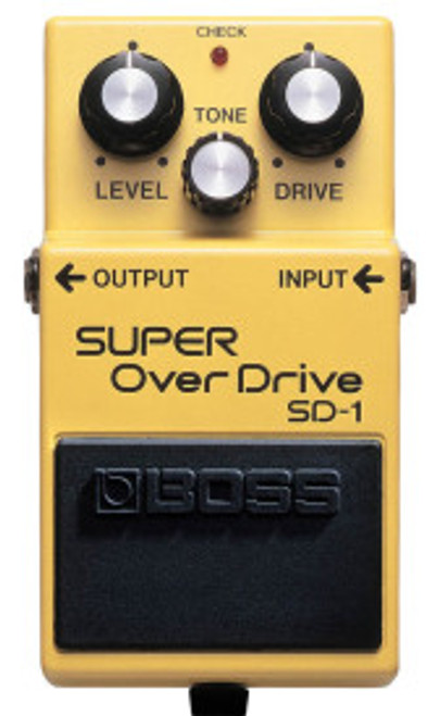 BOSS Super Drive Sd-1