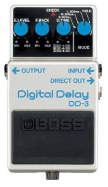 BOSS Digital Delay Dd-3