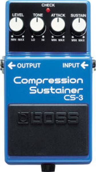 BOSS Copmression Sustainer CS-3