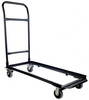 Heavy Duty Multi-Purpose Chair Dolly For Plastic, Resin, Wood Folding Chairs, and Chiavari Chairs - Up to 65 Capacity - Vertical Storage