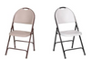 (4-PACK) Correll RC350 R Series Heavy Duty Blow Molded Plastic Chairs, USA Made (CL-RC350)