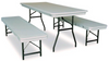 Commercialite Banquet Plastic Folding Table-USA Made (MC-C-BANQUET)