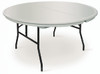 Commercialite Round Plastic Folding Table-USA Made (MC-C-ROUND)