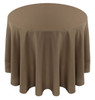 Solid Polyester Tablecloth Linen-Olive