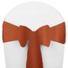 Solid Polyester Chair Sash