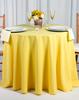 Spun Polyester Tablecloth Linen