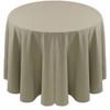 Spun Polyester Tablecloth Linen-Celadon