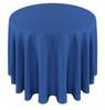 Spun Polyester Tablecloth Linen-Royal