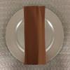 Dozen (12-pack) Spun Polyester Table Napkins-Bronze