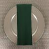 Dozen (12-pack) Spun Polyester Table Napkins-Forest