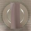 Dozen (12-pack) Spun Polyester Table Napkins-Silver