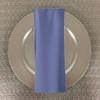 Dozen (12-pack) Spun Polyester Table Napkins-Perwinkle
