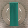 Dozen (12-pack) Spun Polyester Table Napkins-Jade