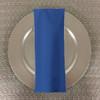 Dozen (12-pack) Spun Polyester Table Napkins-Royal
