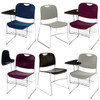 8500 Series High-Tech Ultra Compact Plastic Stacking Chair By National Public Seating