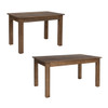 Antique Rustic Solid Pine Farm Dining Table