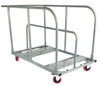 Multi-Purpose Folding Table Storage and Transport Cart, Fits Most Standard Round and Rectangle Tables