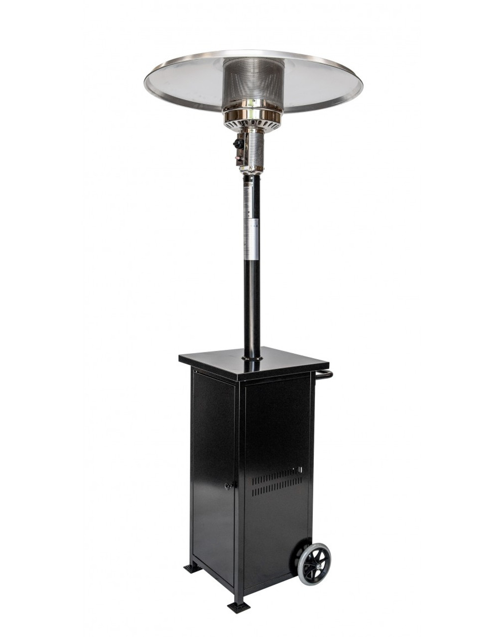 Rhino Collapsible 41 000 Btu Hour Output Patio Heater