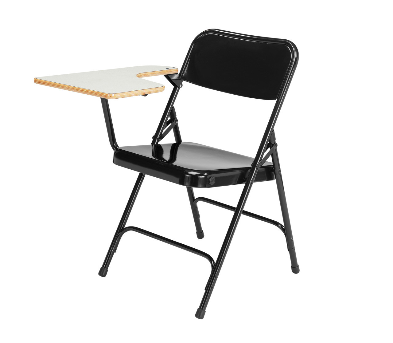 Outstanding Tablet Arm Premium Metal Folding Chair By National Public Seating 5200 Series Pabps2019 Chair Design Images Pabps2019Com