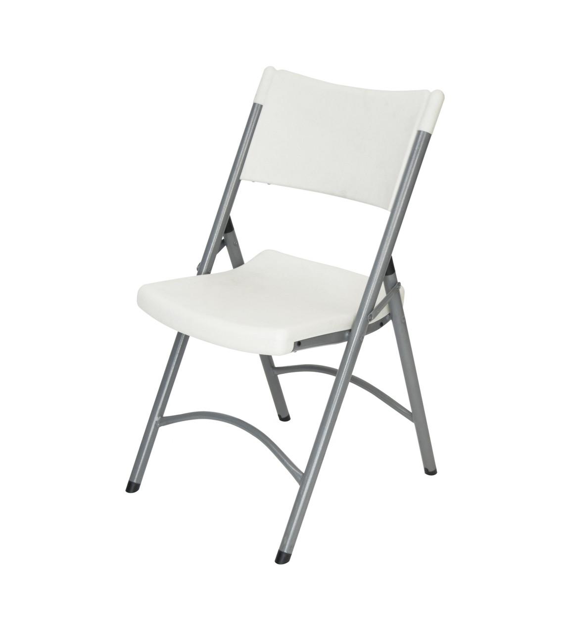 Astounding Classic Series White Granite Blow Molded Plastic Folding Chair Interior Design Ideas Apansoteloinfo