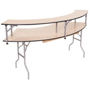 Bar Top Risers Foldingchairsandtables Com