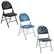 Remarkable Plastic Folding Chairs Strong Durable Long Lasting Ibusinesslaw Wood Chair Design Ideas Ibusinesslaworg