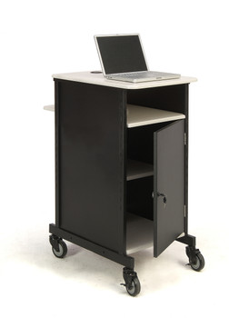 Jumbo Presentation Cart By Oklahoma Sound (OK-PRC-400)