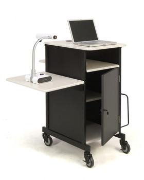 Jumbo Plus Presentation Cart By Oklahoma Sound (OK-PRC-450)