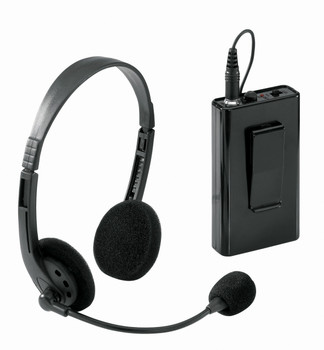 Wireless Headset Mic By Oklahoma Sound (OK-LWM-7)