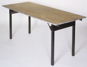 Maywood Rectangular Original Series Plywood Hotel Folding Table