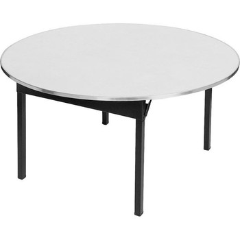 Mayfoam Original Series Round Hotel Folding Table-USA MADE (MA-DPORIGRD-M)