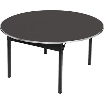 Maywood Original Series Round Laminate Hotel Folding Table-USA MADE