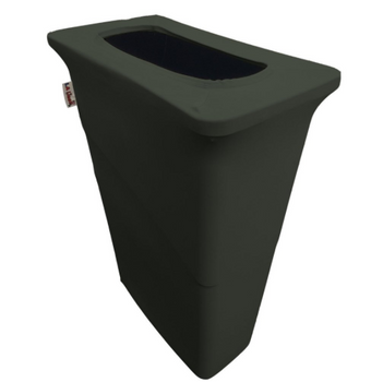 Spandex Slim Jim Trashcan Cover