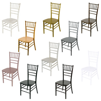 Classic Series Wood Chiavari Chair