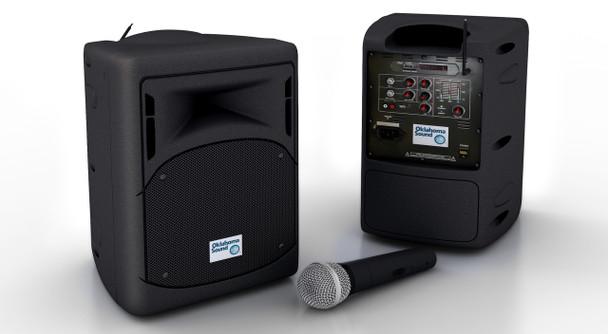 Pro Audio PA System By Oklahoma Sound (OK-PRA-8000)