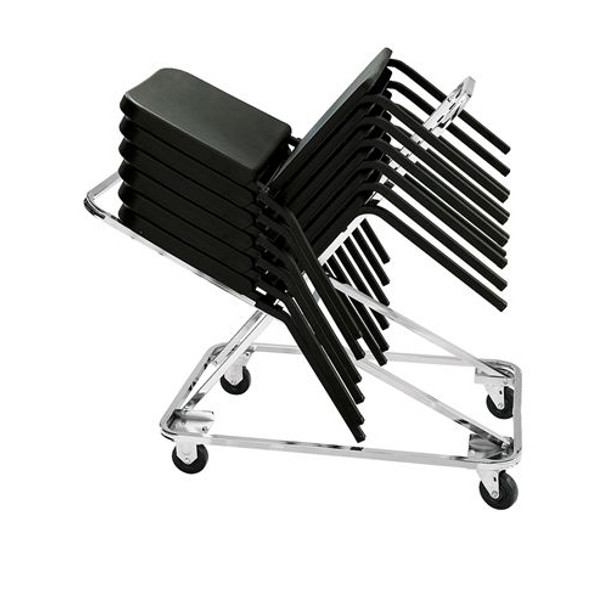 Stacking Chair Dolly For 8200 Series Music Chairs - 20 Chair Capacity