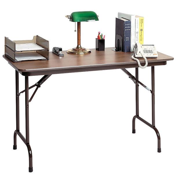Correll  Melamine Laminate Folding Tables-USA Made